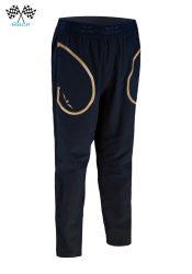 Pantalón de chándal trekking para mujer Uglow RP3 negro/dorado