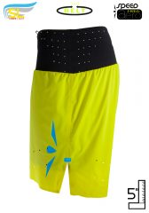 Short Cinturon SL Speed Aero SFA4 Amarillo/Azul