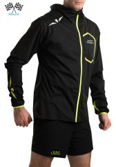 Impermeable 3.1 Uglow Hombre Negro/Amarillo 1.2