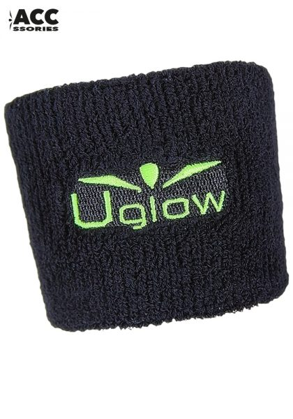 UGLOW-WRISTBAND-BLACK