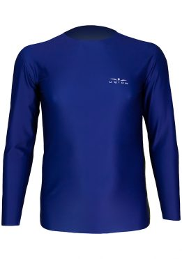 Camiseta manga Larga Hombre Uglow Azul/marino