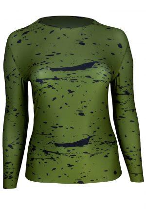 Camisetas térmicas running mujer