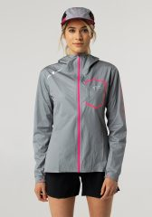 Chaqueta Impermeable 10k Mujer Uglow 3.1| C1 4/21 Light grey
