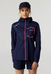 Chaqueta Impermeable 10k Mujer Uglow 3.1| C1 3/21 Obsidian