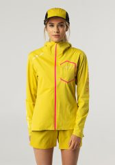 Chaqueta Impermeable 10k Mujer Uglow 3.1| C1 2/21 Sulfur