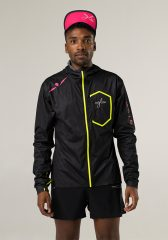 Chaqueta Impermeable 10K Hombre Uglow 3.1 C1 5/21 Irradiant pink