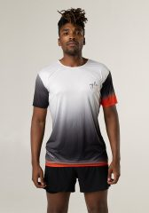 Camiseta running hombre Uglow super speed aero 85 gramos C1 4/21 Light Grey